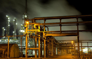 Silencers are widely used in thermal power plants and chemical companies